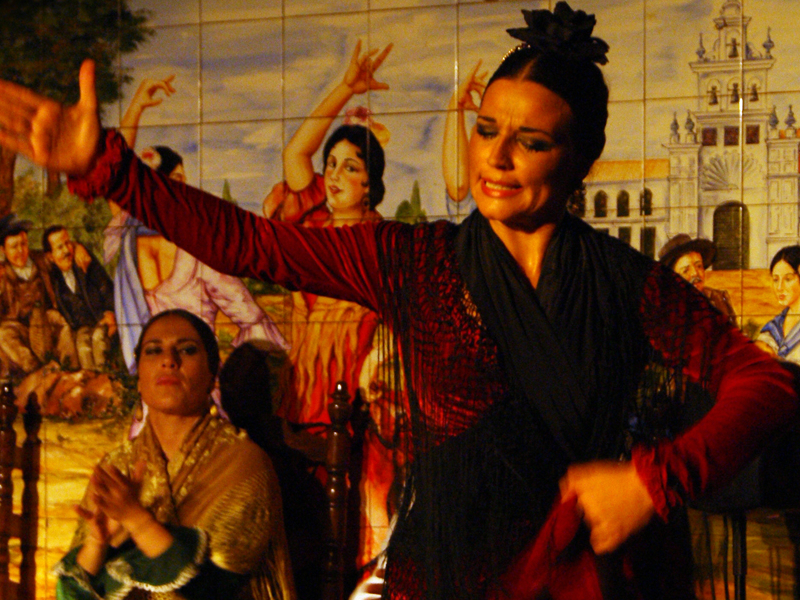OgoTours - Walking tour and Flamenco