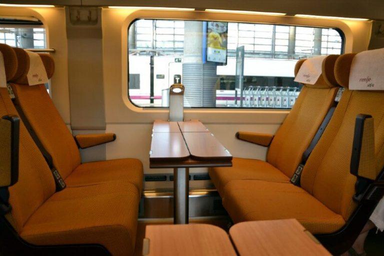 Cómo llegar a Madrid en tren