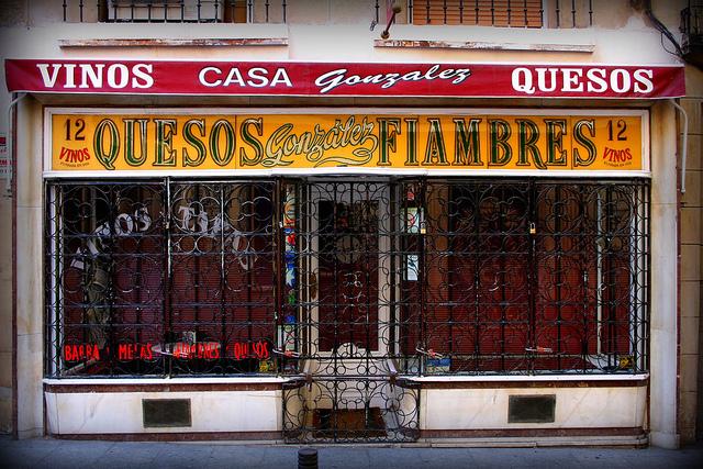 Casa Gonzalez Tapas Barrio Letras jafsegal