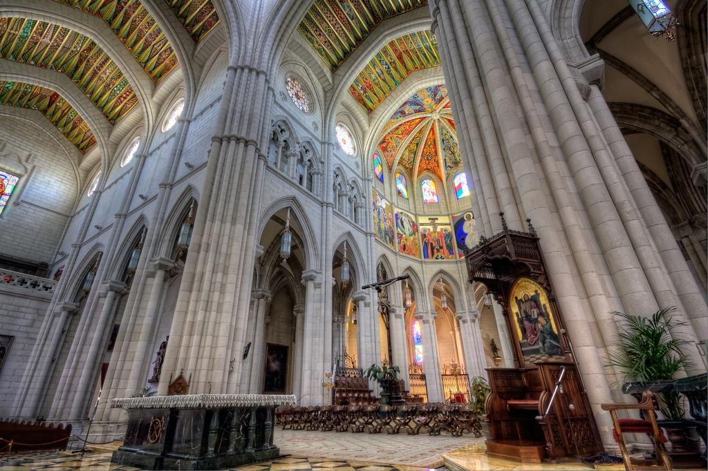 Catedral Almudena 2 Marc