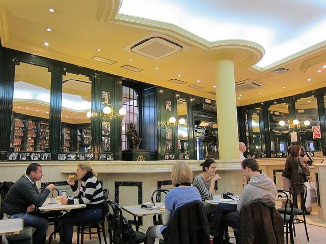 Cafés históricos en Madrid
