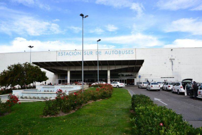 Estación de Méndez Álvaro Estacion Sur de Autobuses