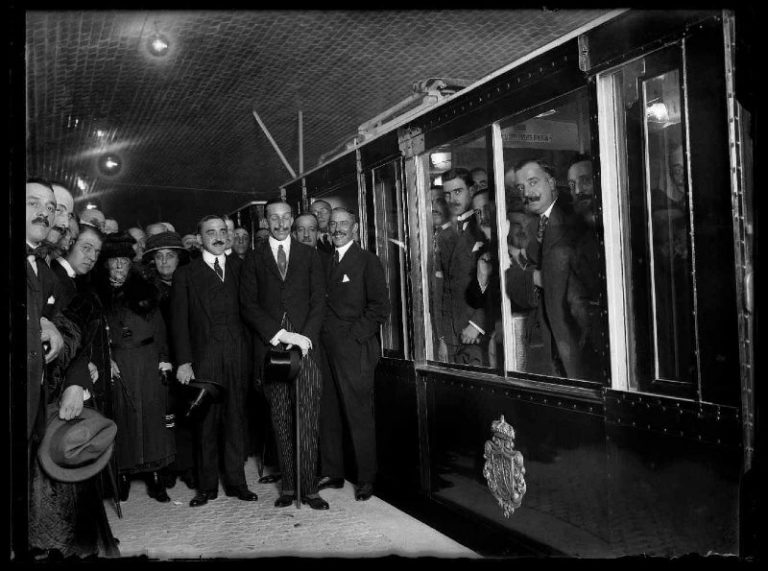Fotos antiguas de Madrid principios siglo XX