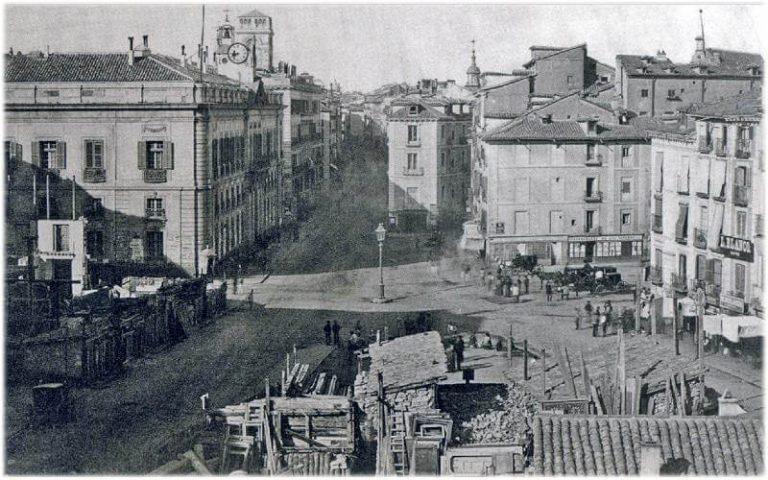 Fotos antiguas de Madrid 1857