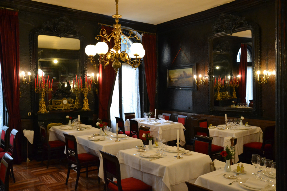 Lhardy Restaurante Madrid