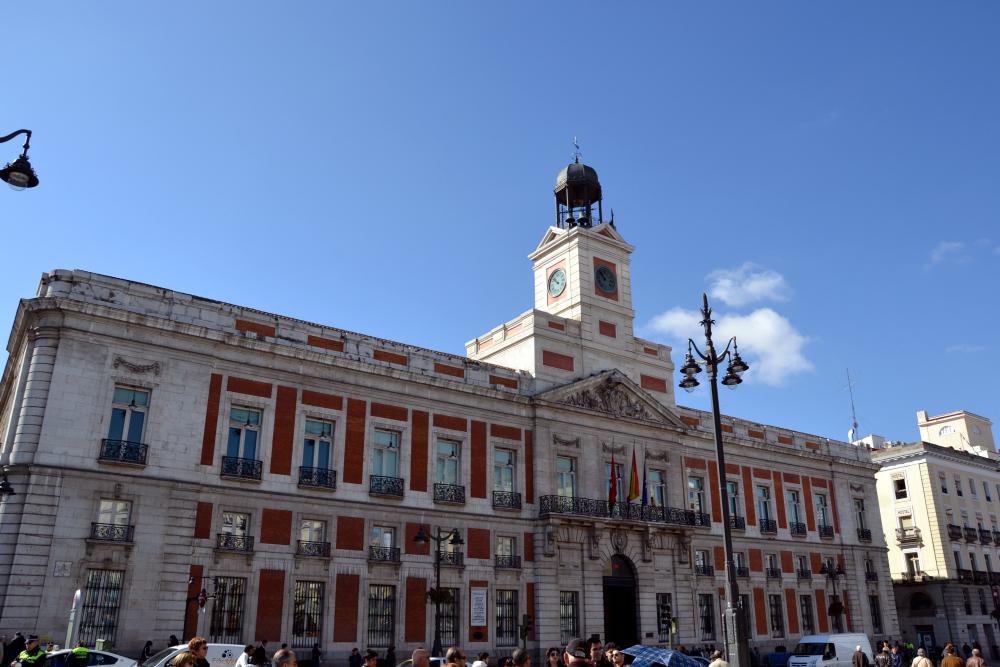 OgoTours_Puerta del Sol Madrid
