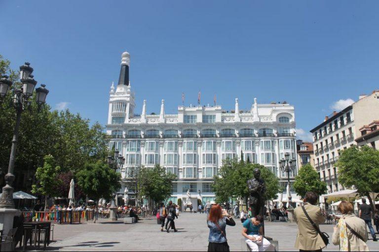 Plaza Santa Ana Barrio de las Letras