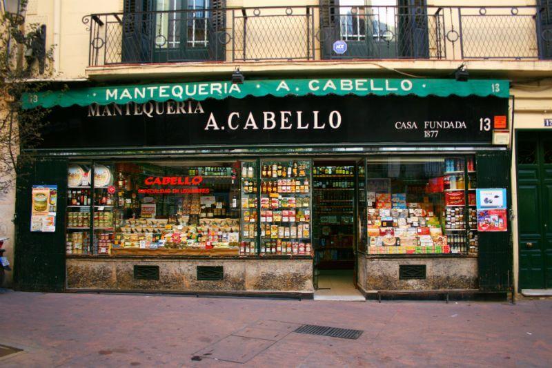 Profesiones Perdidas en Madrid