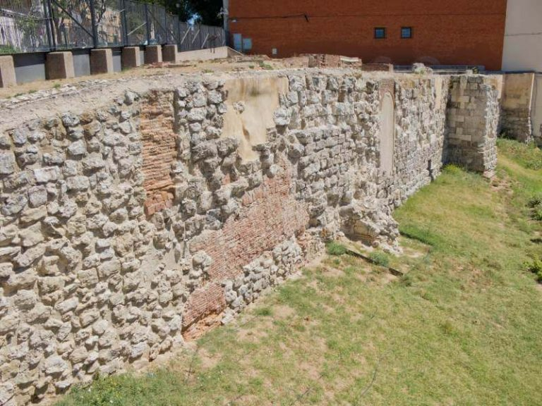 Que visitar en Madrid Muralla