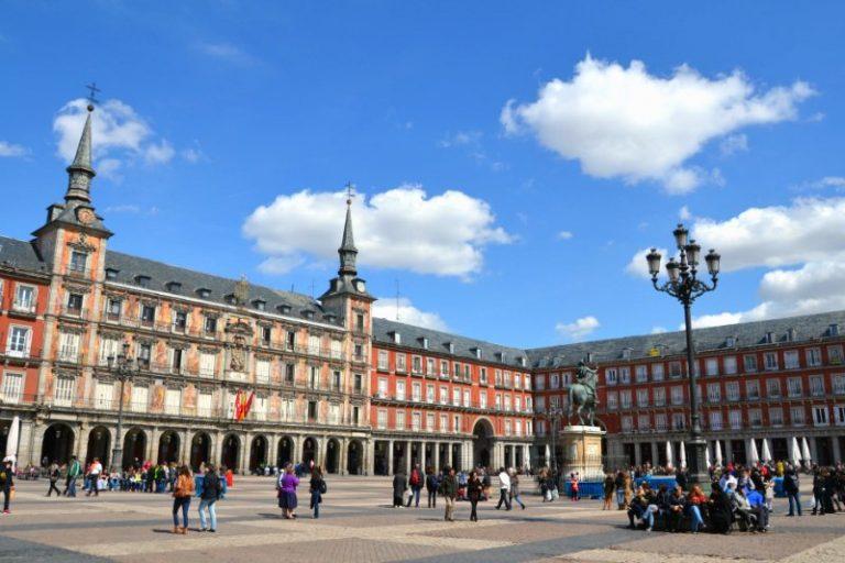 Que visitar en Madrid Plaza Mayor