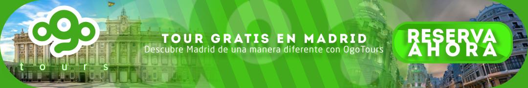 Reserva ahora tu FREE TOUR en Madrid | Grupos reducidos (20 personas máx.) | 6 Certificados consecutivos en TripAdvisor