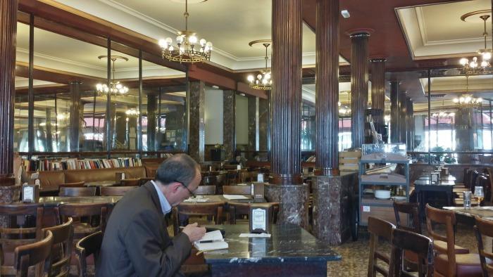 Historico Cafe Comercial Madrid