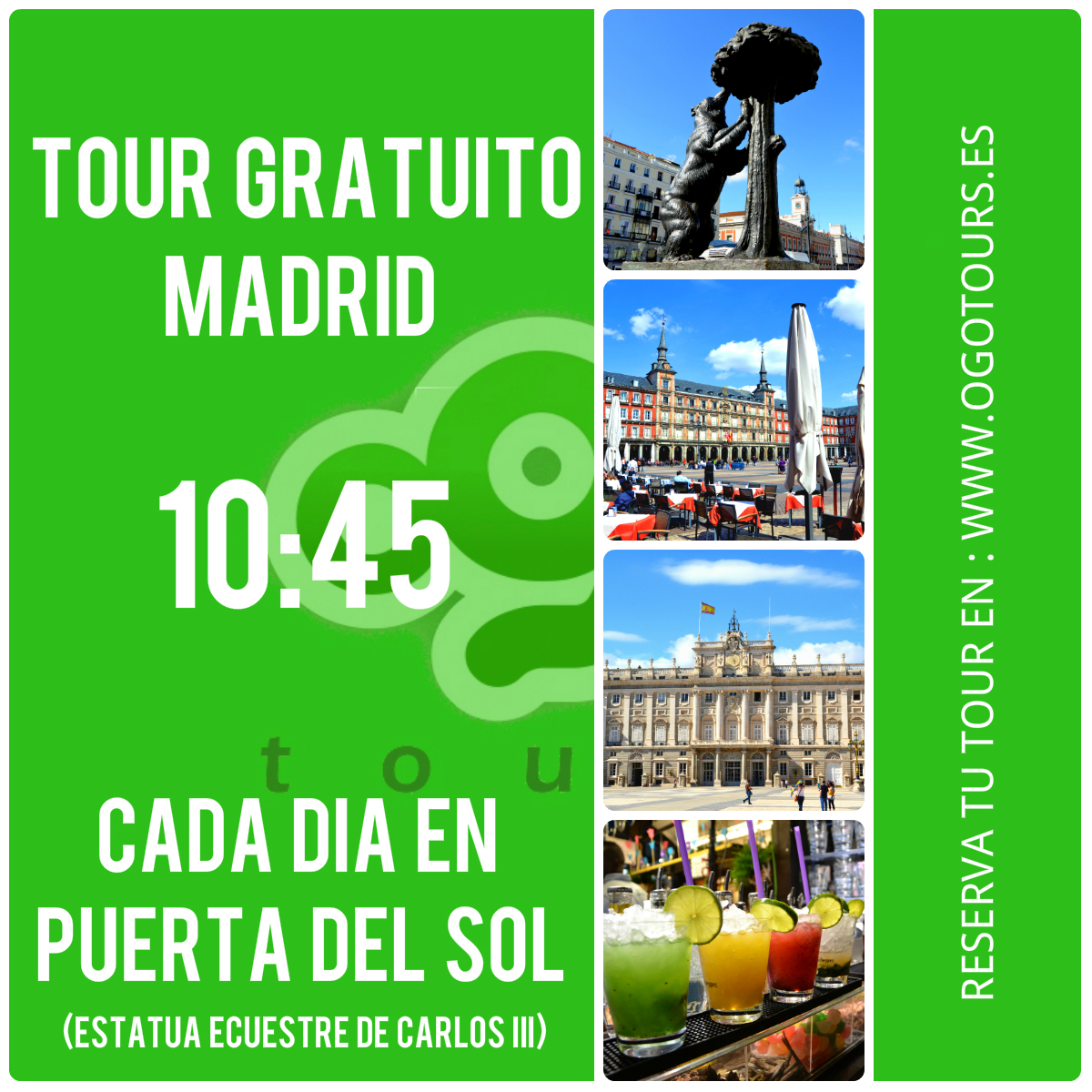 Free Tour en Madrid- Tour Gratis Madrid