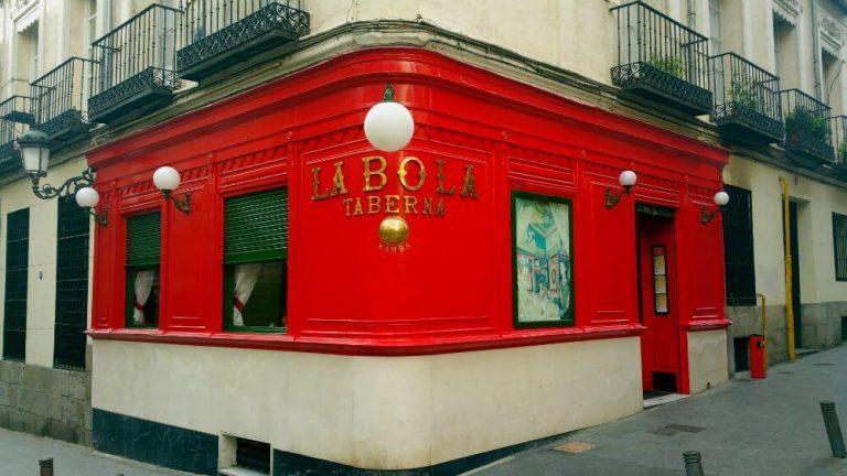 donde comer el mejor cocido madrileño en Madrid