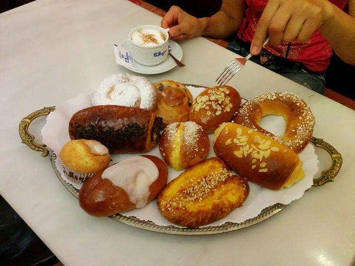 Pastelería El Riojano: 5 cafes históricos en Madrid