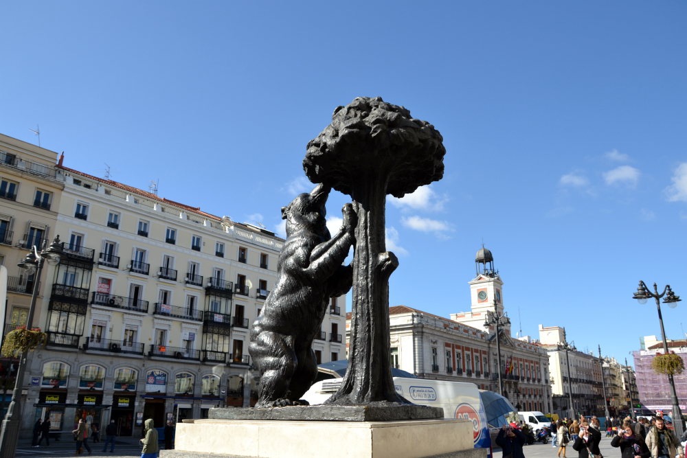 Puerta del sol ogo tours experiencias nicas en madrid for Puerta del sol uvas
