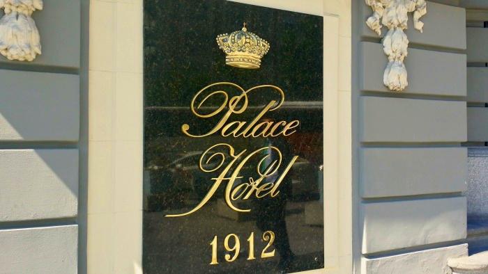 Cafe Hotel Westin Palace Madrid