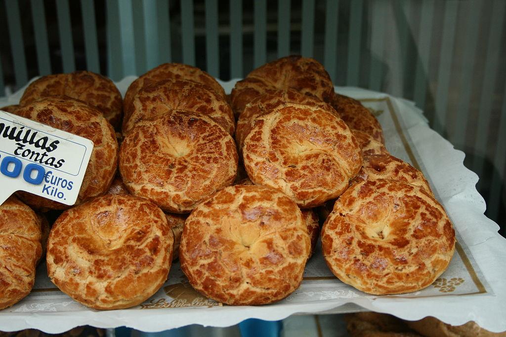 Las Rosquillas de San Isidro pueden ser de 4 tipos: Listas, tontas, franceses y de Santa Clara / Wikipedia (C.C.)