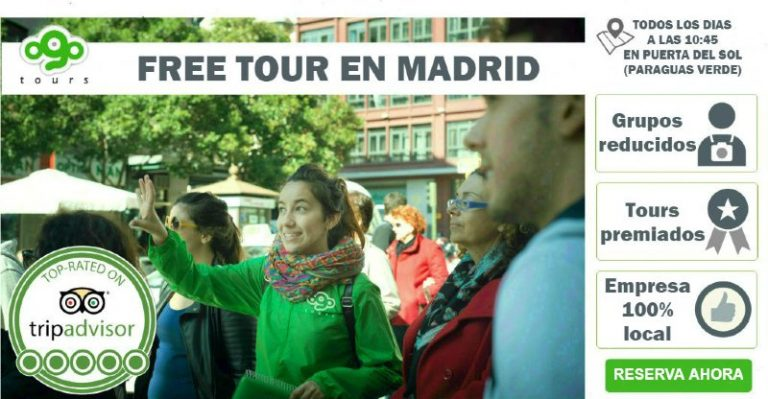 Consignas en Madrid