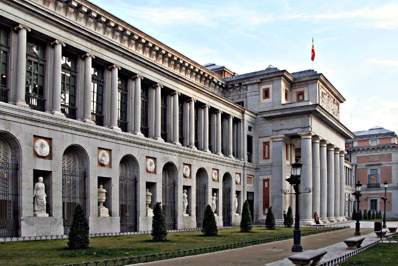 El Museo del Prado es considerada la mayor y más valiosa pinacoteca del mundo
