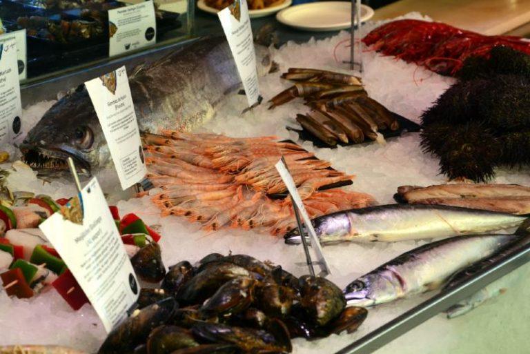 comer bocadillo calamares en Madrid