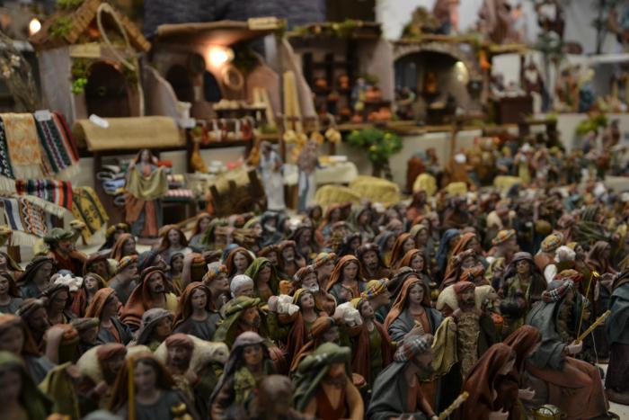 Pocas tradiciones están más arraigadas en España durante la Navidad como el Belén.