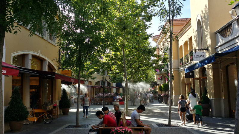 Donde ir de compras en Madrid - Aunque Las Rozas Village está un poco alejado del centro, la visita merece la pena / foto: OgoTours