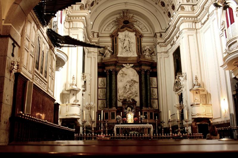 Qué hacer en Madrid cuando llueve- El Monasterio de las Descalzas Reales fue uno de los edificios religiosos más importantes en Madrid / Foto: Wikipedia (C.C.)