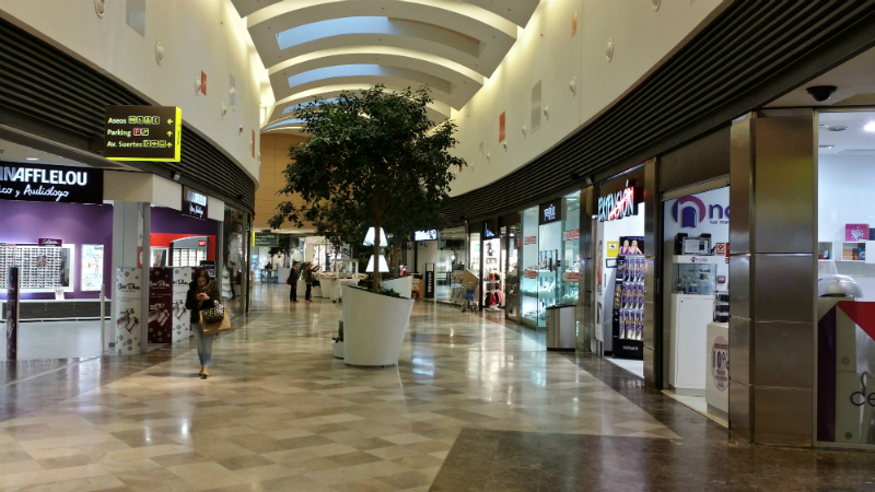 Que hacer en Madrid cuando llueve - La mayoría de centros comerciales están ubicados fuera del centro por lo que es difícil llegar si no tienes coche / Foto: OgoTours