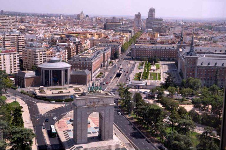 Ahorrar visita a Madrid