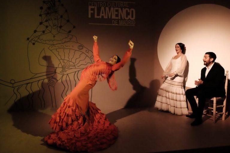 Flamenco show barato en Madrid