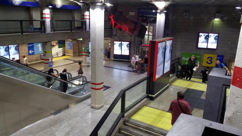 Cómo ir al Estadio Wanda Metropolitano metro