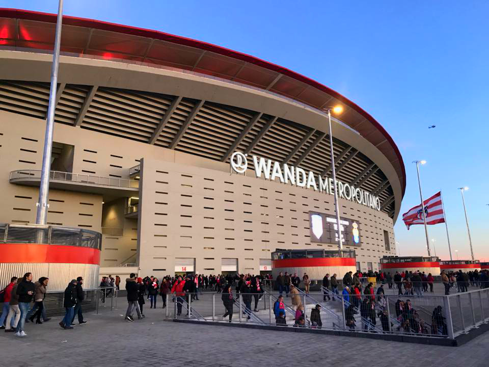 Cómo ir al Estadio Wanda Metropolitano / Foto: OgoTours