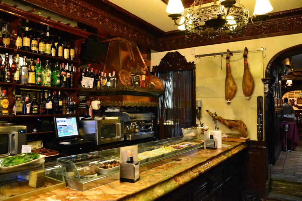 Tour Gastronomico en Madrid Tapas