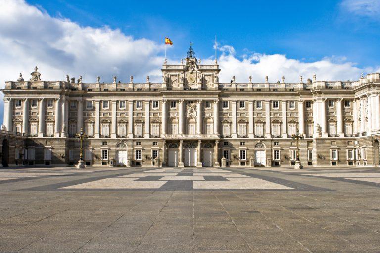 Visita Guiada en el Palacio Real de Madrid