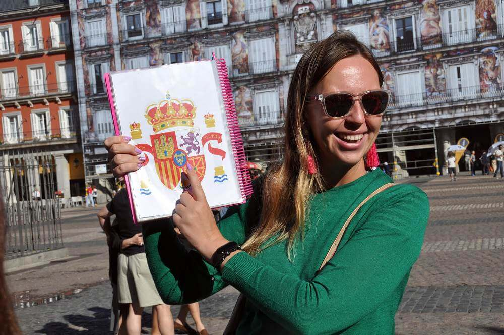 Visita Guiada Barrio de las Letras en Madrid