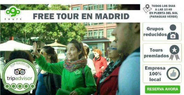 Free Tour en Navidad Madrid